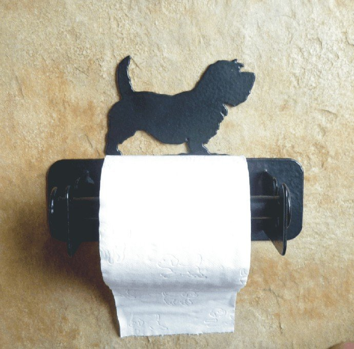 Loo Roll Holder