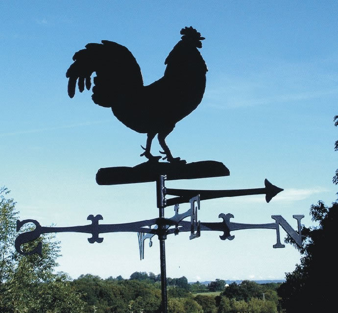 Traditional Weathervane